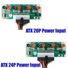 Module dalimentation ATX, 20/24 broches, ordinateur, avec Port USB 5V