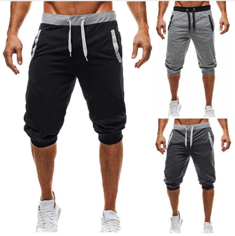 2020 de los hombres pantalones cortos de gimnasios deportes Atlético deporte Pantalones de entrenamiento de fútbol de senderismo tenis baloncesto fútbol pantalones de chándal para correr
