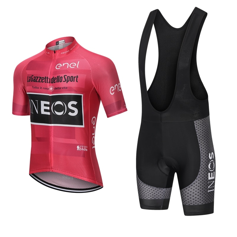 2021 INEOS Cycling Team Jersey Men 20D Bike Shorts Suit Premium Ropa Ciclismo New Quick Dry PRO Bicy