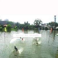 1 5m fun entertainment water ball inflatable water walking ball zorb ball