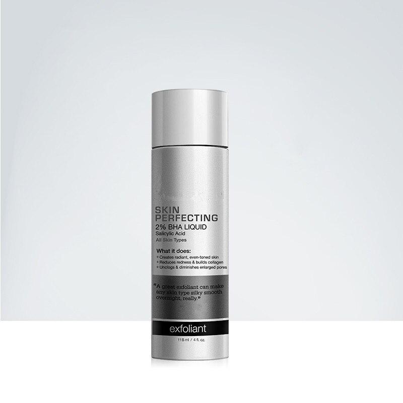2% ácido salicílico diario suave hidratante facial cuidado de la piel esencia líquido