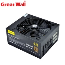 Grande muraille PC alimentation 1000w ATX APFC 12V Gaming PSU 140mm muet ventilateur 80plus or Source ordinateur alimentations pour PC