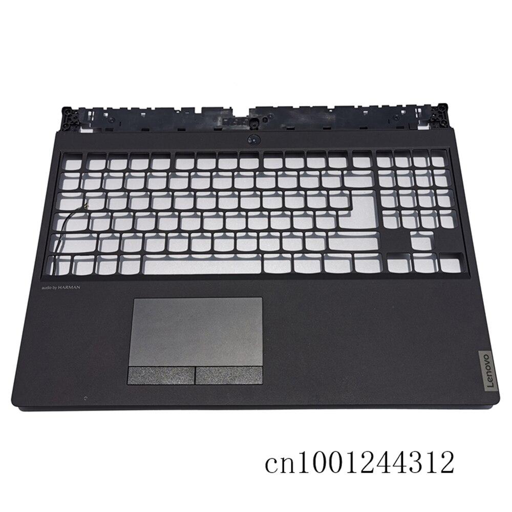 Original para Lenovo Novo Palmrest Case Superior Teclado Moldura Capa Touchpad Y7000 Y530