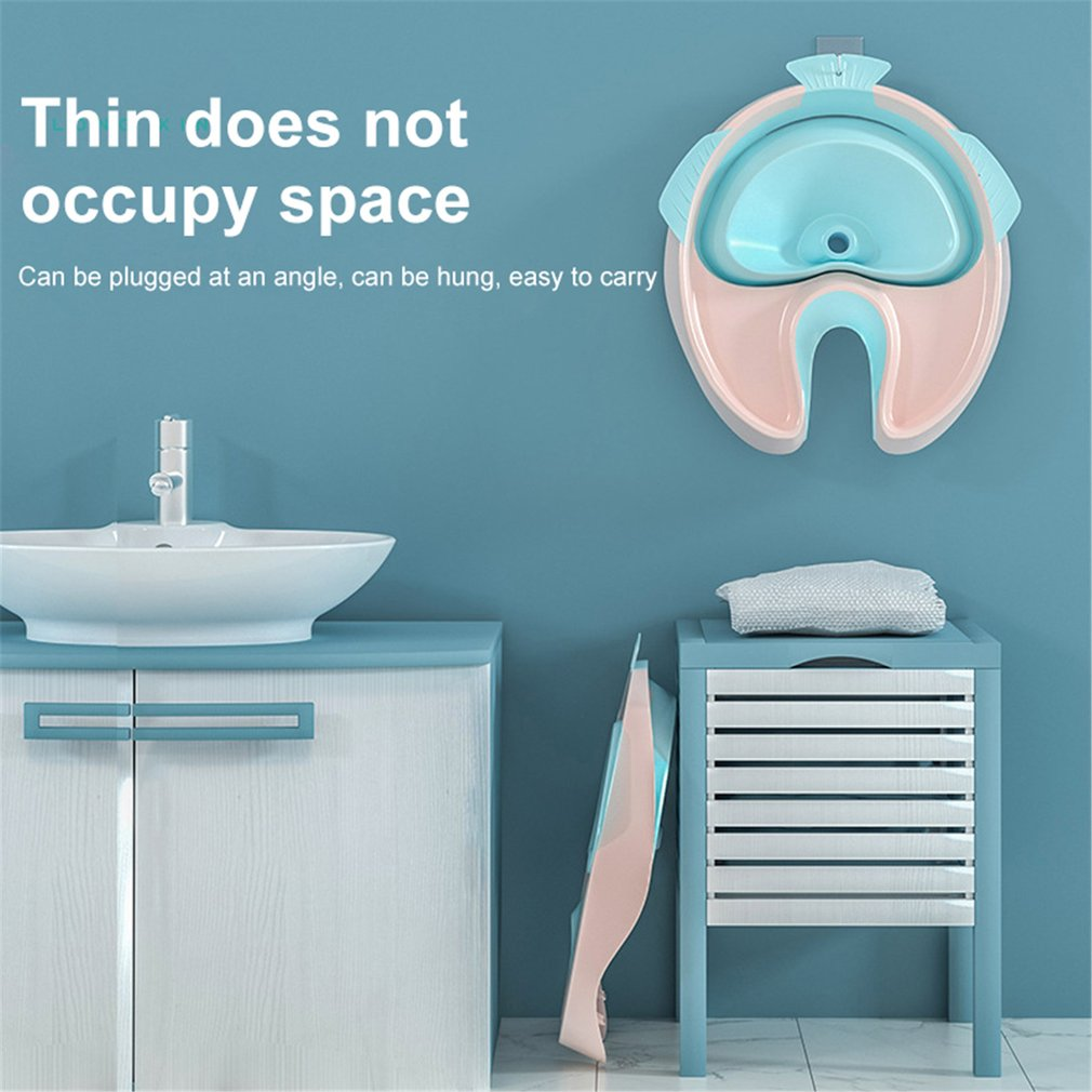 Portable Hair Wash Bowl Shampoo Bowl Basin Tub Bathroom Washing Hair Tool for Pregnant Women Elderly Kids Nursing Care Home Spa enlarge
