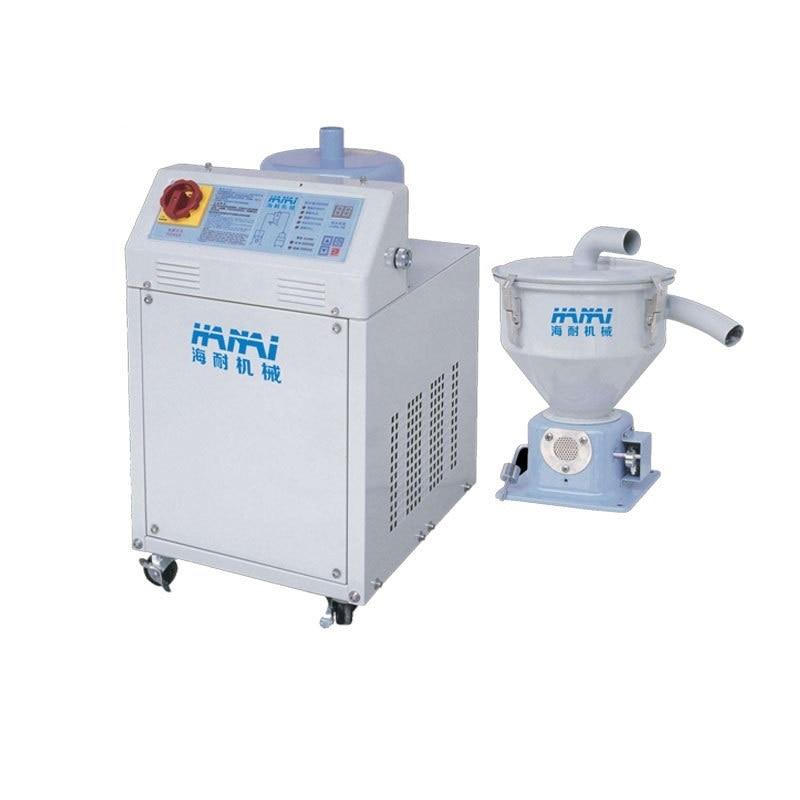 جهاز التغذية بالتفريغ التلقائي 700g/800g تذوب في مهب القماش البلاستيك بيليه المغذية
