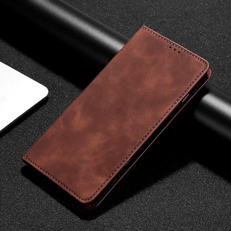 Кожаный чехол-книжка для htc U11 Desire 12 plus с магнитом, простой стиль, мягкий силиконовый чехол для телефона