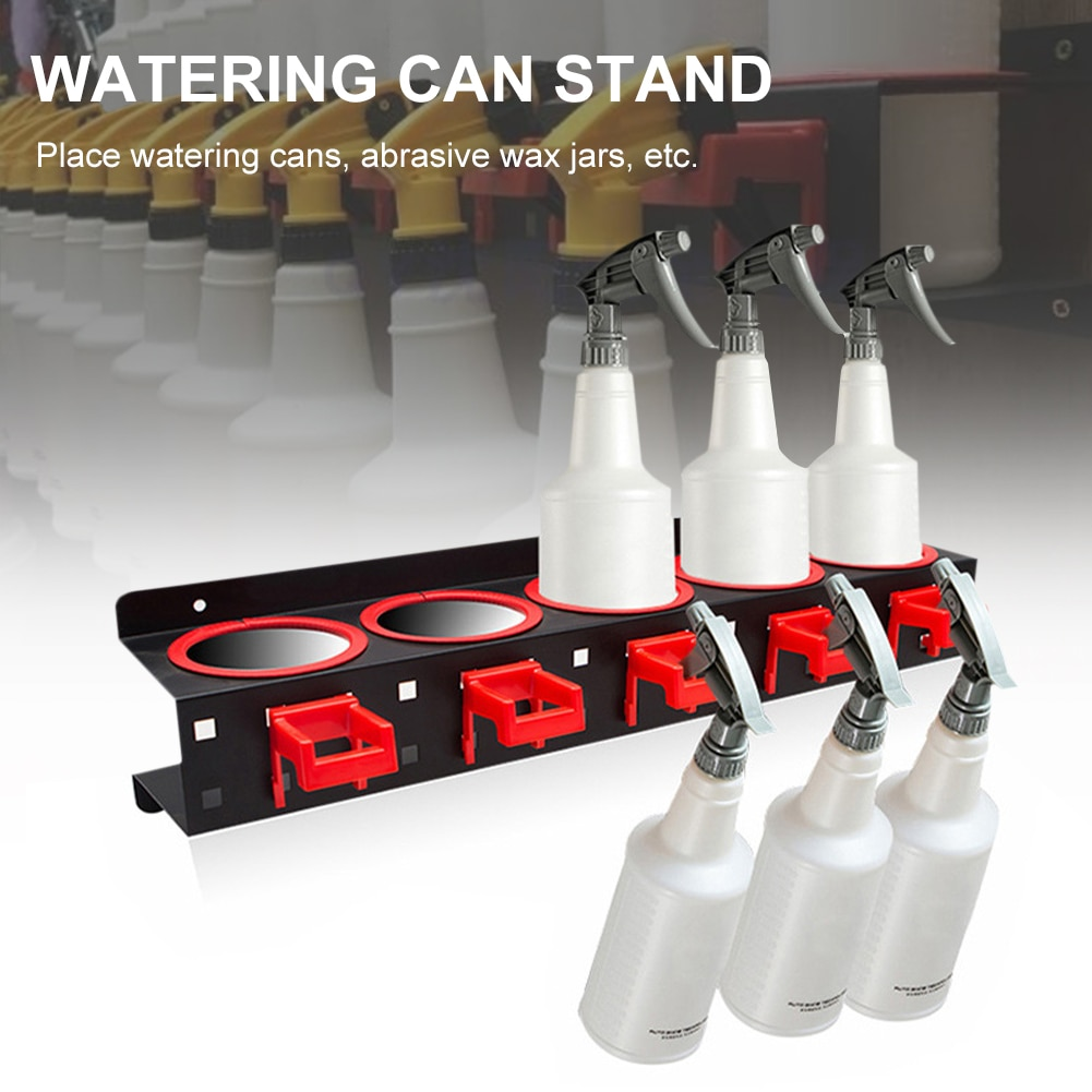 new-accessory-auto-cleaning-detailing-tools-hanger-spray-bottle-storage-rack-abrasive-material-hanging-rail-car-beauty-shop