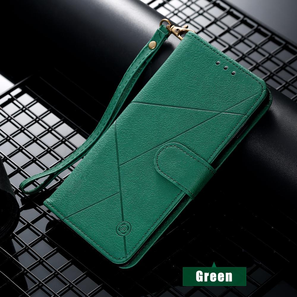 Leather Flip A50 A70 A40 A30 A20 A20E A10S A80 A90 Case For Samsung S9 S8 S10e J4 J6 Plus A6 A7 A8 2018 Note 8 9 10 Magnet Cover