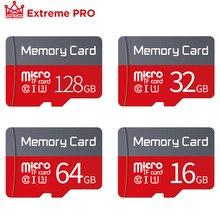Memory Card Micro SD TF Card 128GB 64GB 32GB Class 10 Flash Microsd 4GB 8GB 16GB 32GB 256GB for Smar