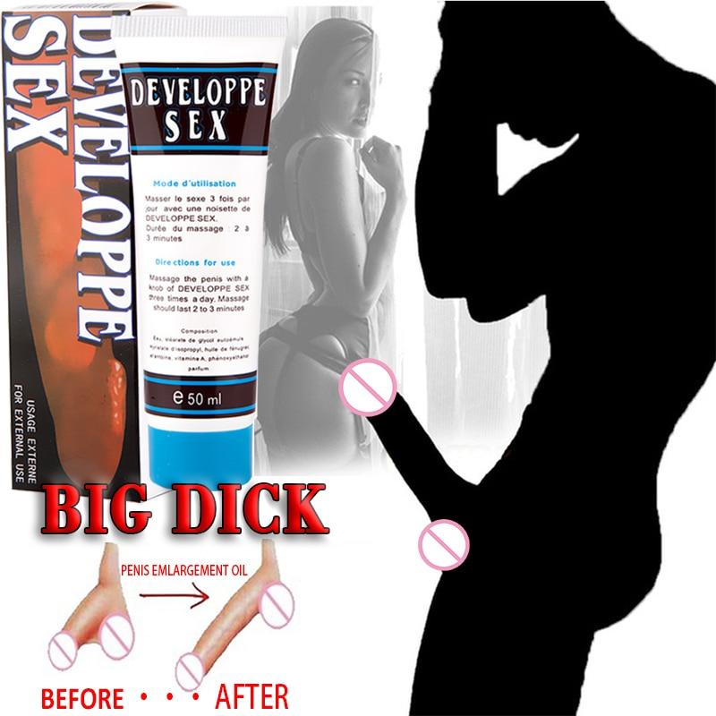 Men's penis enlargement cream big cock erection thickening thickening male penis massage growth gel
