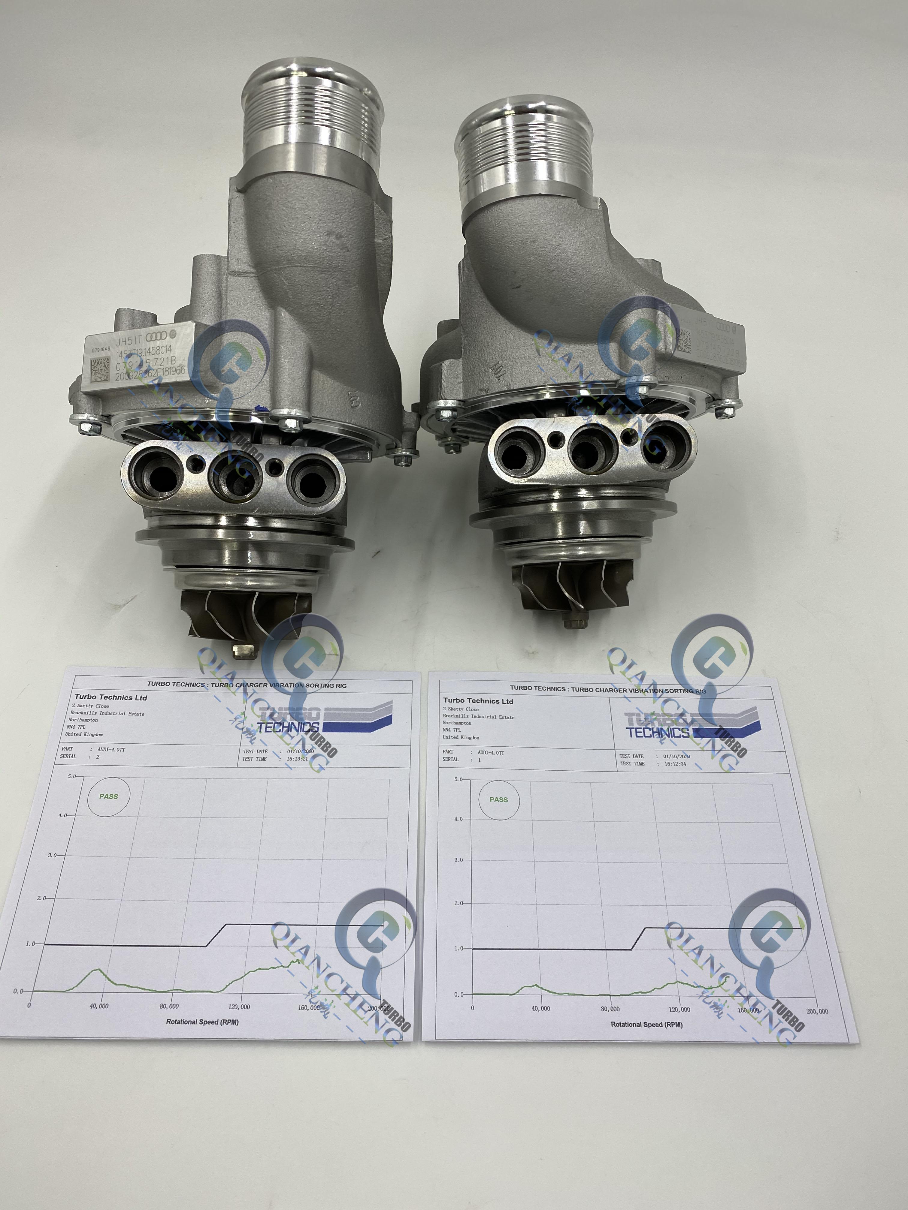Для RS7 TURBO 079145721B 079145722B Турбокомпрессор Для AUDI RS7 turbo высокой мощности-4