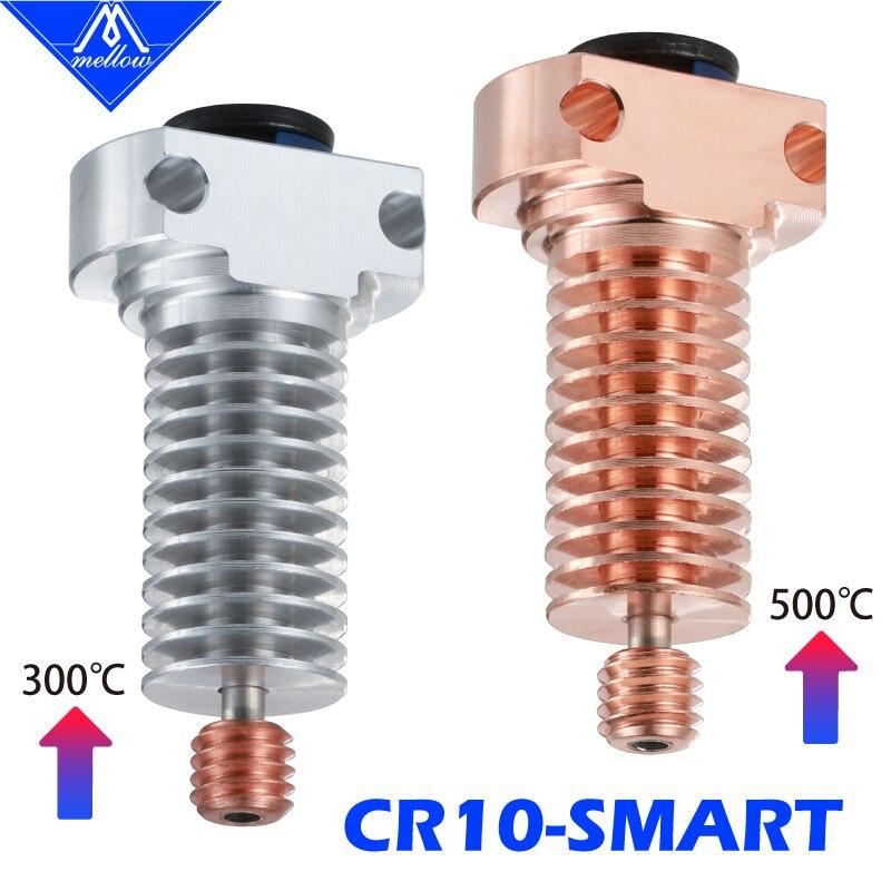 يانع جميع المعادن NF Smart-CR10 الحرارة المصارف 1.75 مللي متر مباشرة و بودين ل CR10 Hotend اندر 3 Prusa MK3 BMG الطارد 3D طابعة أجزاء