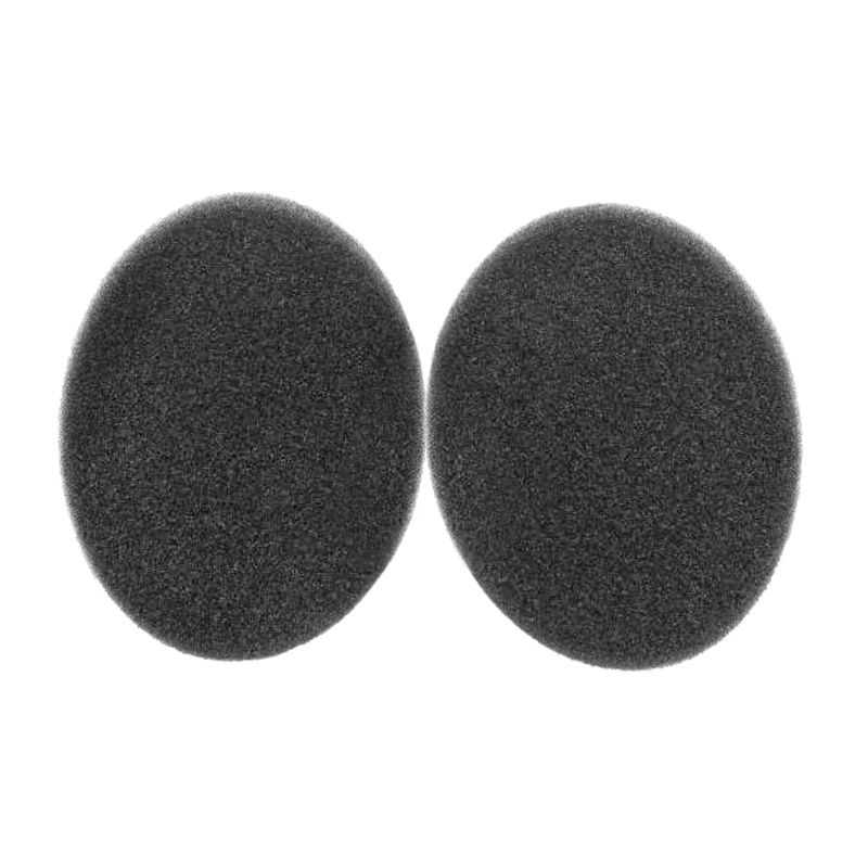 Replacement Inside Tone Tuning Earpads Foam for HD650 HD600 HD598 Headphones Headset Accessories Black