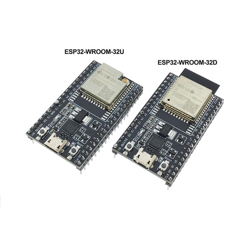 ESP32-DevKitC Core Board ESP32 Development Board ESP32-WROOM-32D ESP32-WROOM-32U For Arduino+ Free Shipping