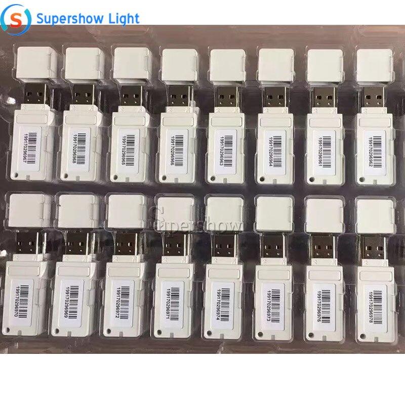 Software de Control de iluminación profesional Dongle M 5 para luces de píxeles