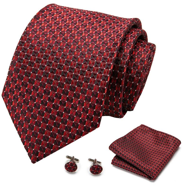 Бесплатная доставка мужской цветочный галстук носовой платок Красный Цветочный Карманный носовой платок 8 см квадратный галстук красный г...
