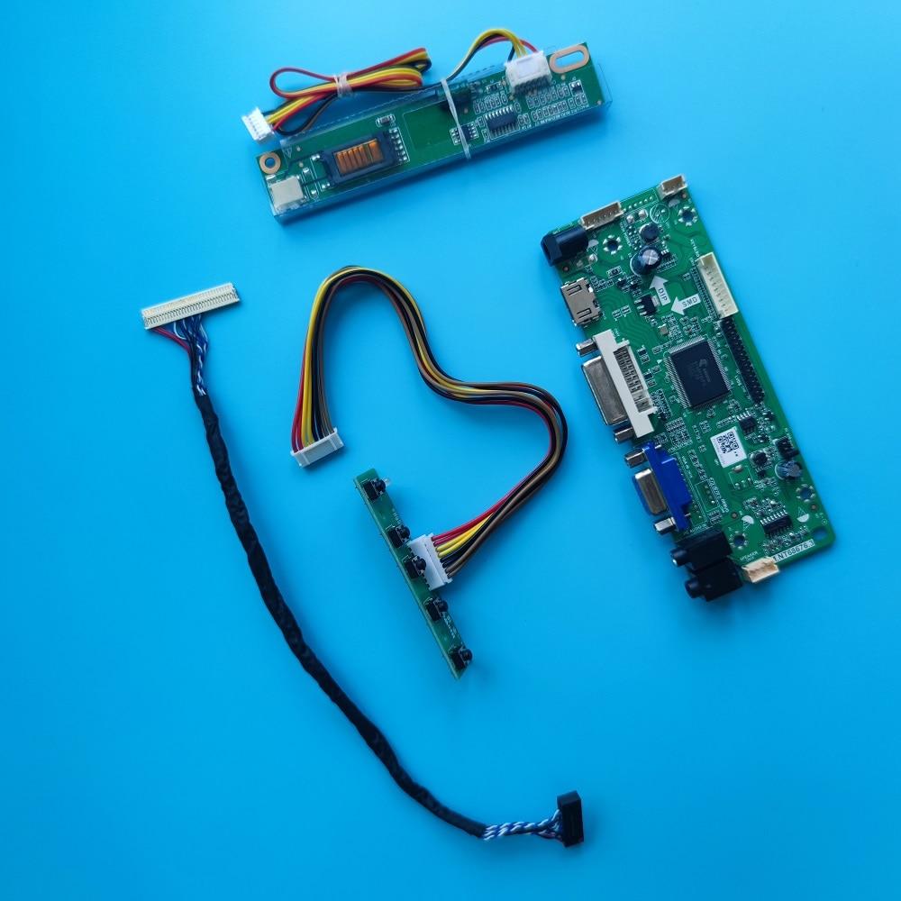 M.NT68676 1CCFL مراقب المراقب مجلس 30Pin VGA DVI 1280*800 LVDS عدة CLAA141WB02/CLAA141WB03/CLAA141WB05A HDMI-متوافق