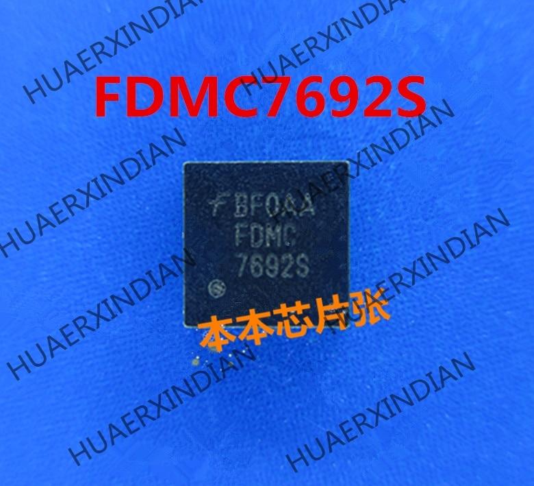 Nuevo FDMC7692S FDMC 7692S QFN de alta calidad