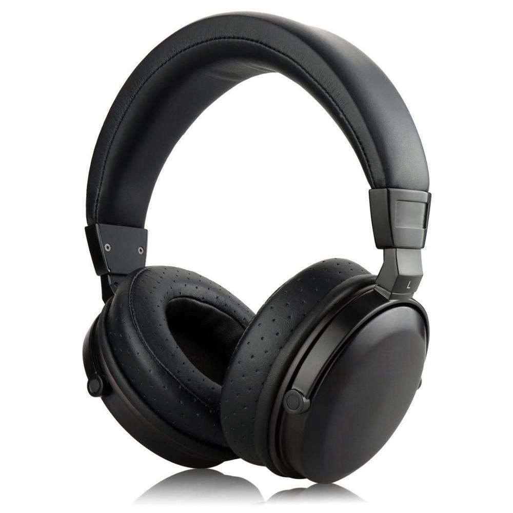 BLON B7S Auriculares HIFI Hi Fi Auriculares ESTÉREO DINÁMICOS de madera Monitor giratorio DJ Auriculares Audio de estudio
