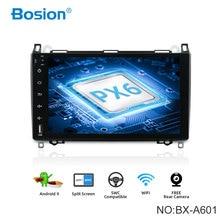Lecteur DVD Radio pour voiture Android 10   Pour Mercedes Benz Sprinter B200 W209 W169 W169 classe B W245 B170 Vito W639 2 DIN GPS multimédia