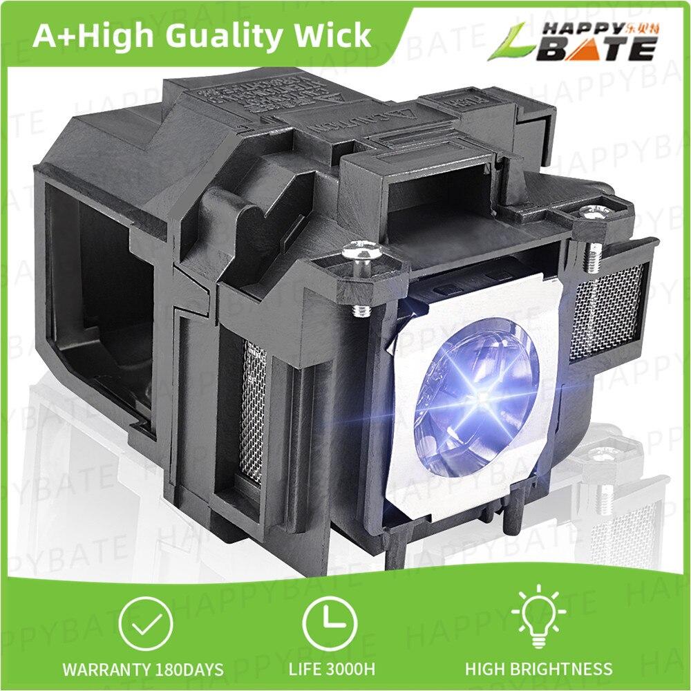 NEW High Brightnes Projector Lamp ELPLP88 V13H010L88 for EB-X36 EH-TW5210 EH-TW5300 EH-TW5350 EH-TW5350S Lamp for Projector