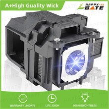 NEW High Brightnes Projector Lamp ELPLP78  V13H010L78 for EB-S03 EB-S120 EB-S17 EB-S18 EB-S200 EB-SXW03 Lamp for Projector