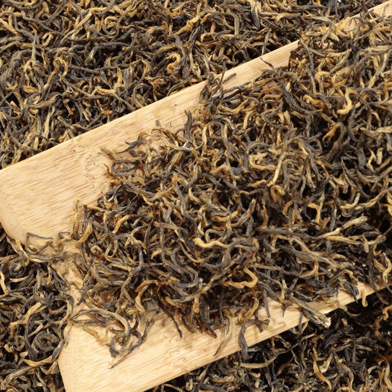 2021 جودة عالية الصين جين جون مي الشاي الأسود 250g jinjunmei الأسود الشاي كيم تشون مي الأسود الشاي لانقاص وزنه الأدوات المنزلية