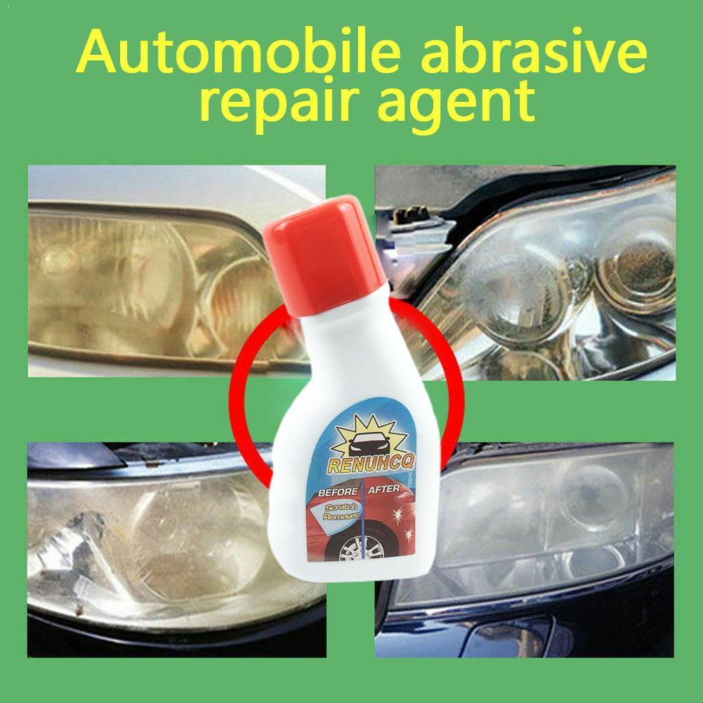 Car Body Compound Wax Paint Paste Set Scratch Paint Compound Styling Grinding Pro It Kit Auto Car Polishing Repair Fix Care N8K6