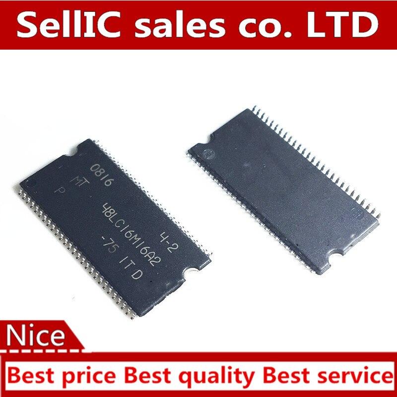 Chip de circuito integrado IC MT48LC16M16A2
