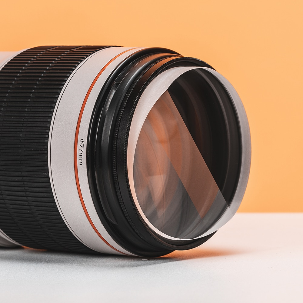 77Mm Ghosting Effect Filter Photography Video Slr Camera Lens enlarge