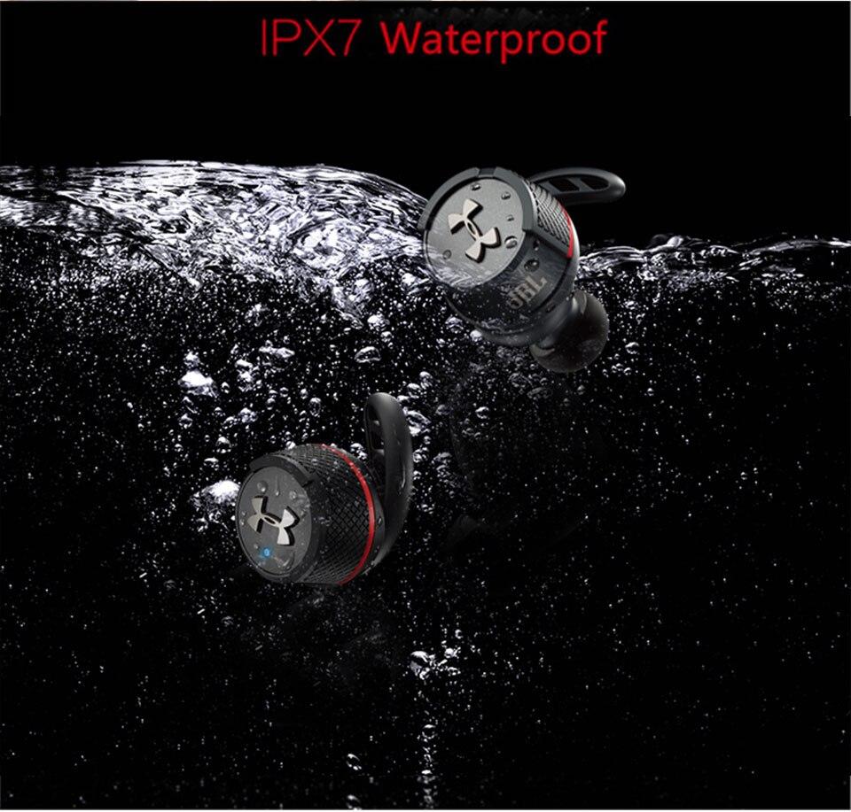 Original JBL UA FLASH True Wireless Bluetooth Headset In-Ear Sport Headphone Waterproof Bluetooth Earphone With Mic Dropshipping enlarge