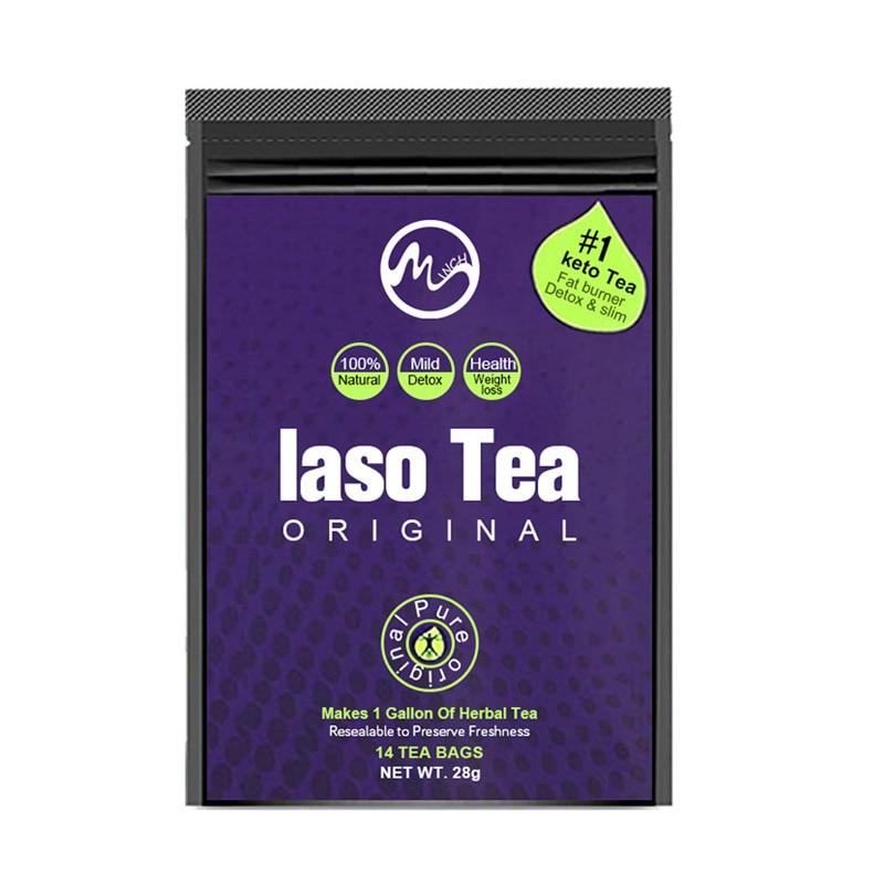 HFU Natural Slimming Detox Tea Original Weight Loss Product Cleanse Fat Burn Appetite Control Reduce