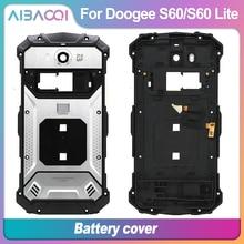 New Original Doogee S60 battery case Protective Battery Case Back Cover+Screws For 5.2 inch Doogee S60 Smart Phone