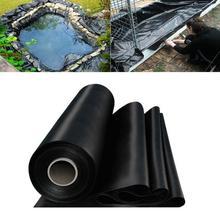 2x3/3x3m Durable Waterproof Fish Pond Liner Garden Pool Membrane Landscaping Supplies