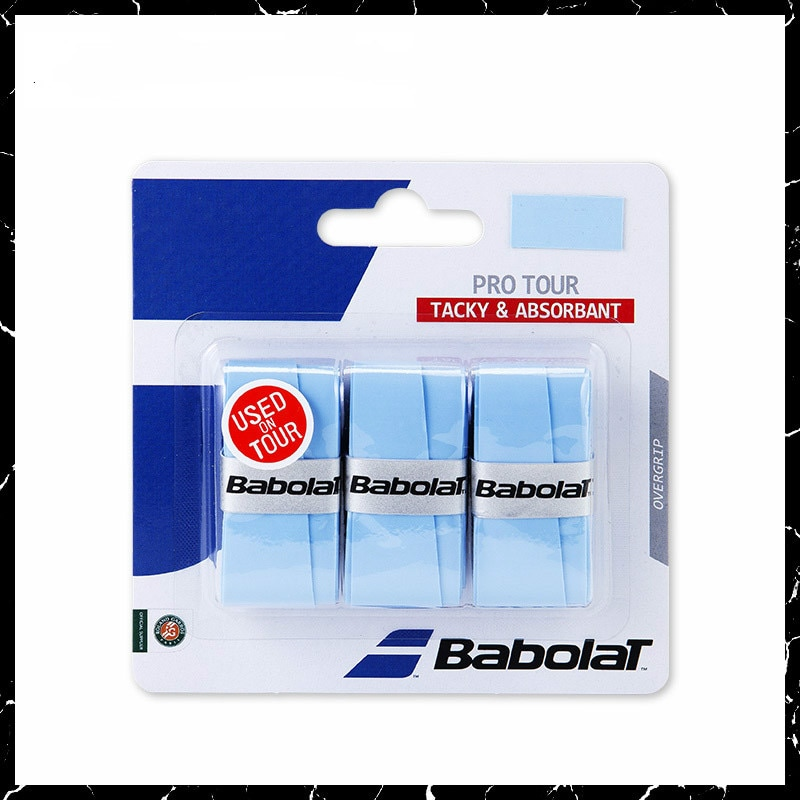 3 Horquillas de mucho tenis Babolat agarre para raqueta Rafa seco delgada de mal gusto absorbente sobregrip suave abrigo directo Overgrip