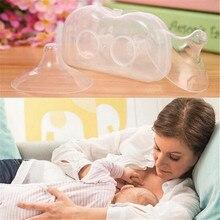 Protecteur de mamelon en Silicone   2 pièces, doux Ultra-mince, protection de mamelon, accessoires pour lalimentation du lait des bébés, maternité, protecteur de mamelon