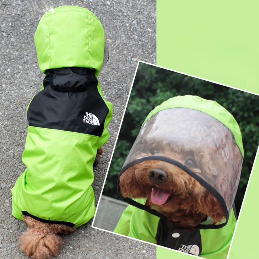 Haine impermeabile pentru câini de companie salopetă jachetă - Produse pentru animale de companie - Fotografie 2