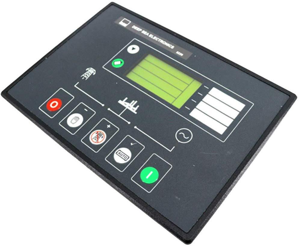 Panel del módulo de Control del generador diésel DSE5220 alternador del grupo electrógeno controlador de arranque automático DSE5220