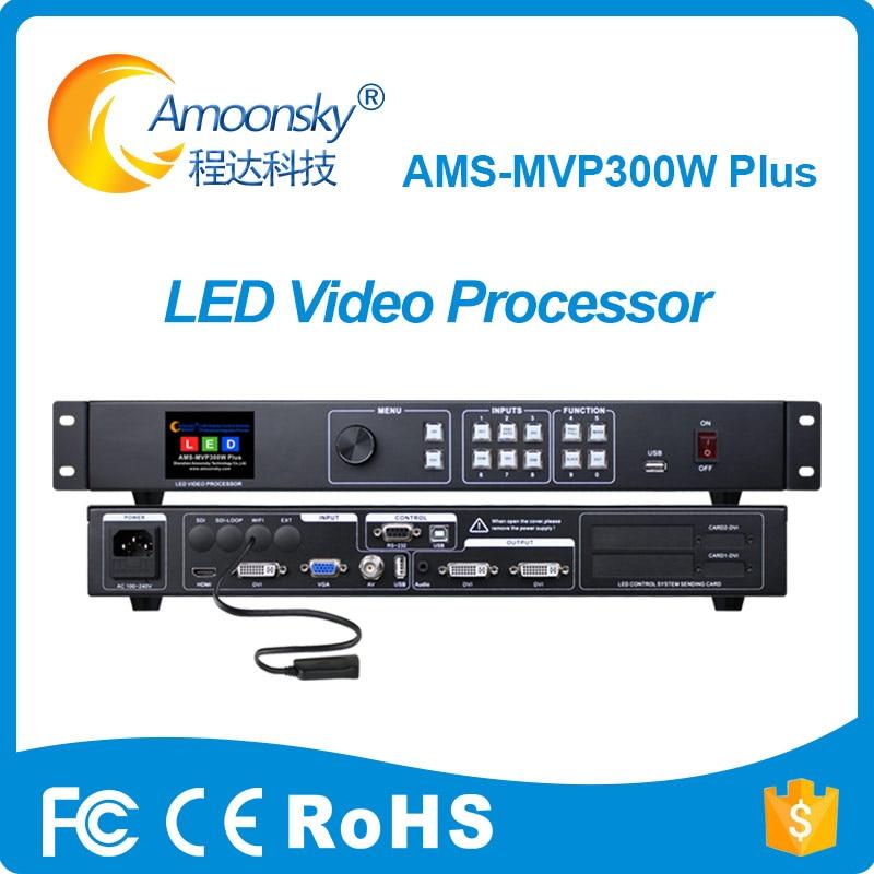 Australia led video pared uso MVP300W plus wifi inalámbrico conmutador de vídeo pantalla procesador frente accesible pantalla led