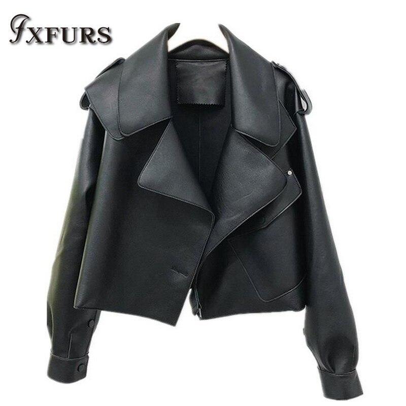 Женские куртки из натуральной овечьей кожи, пальто высшего качества из натуральной кожи, модные женские куртки, новое поступление