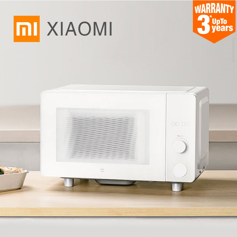 XIAOMI MIJIA-فرن ميكروويف ، 20 لتر ، شواية هوائية ، جهاز كهربائي للخبز ، أجهزة المطبخ ، تحكم ذكي في WIFI
