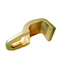 3 тонный подоконник Крюк Инструмент для правки вмятин прямого кроя зуб захвата потянув конец крюк зажим