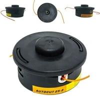 autocut 25 2 grass cutter nylon thread end strimmer fs55 fs56 fs70 fs80 fs87 lawn mower spare parts