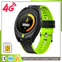 I9 Kids Smart Watch 1.28Inch IPS HD Color Screen GPS Bluetooth Pedometer Positioning Multi-sport Mod