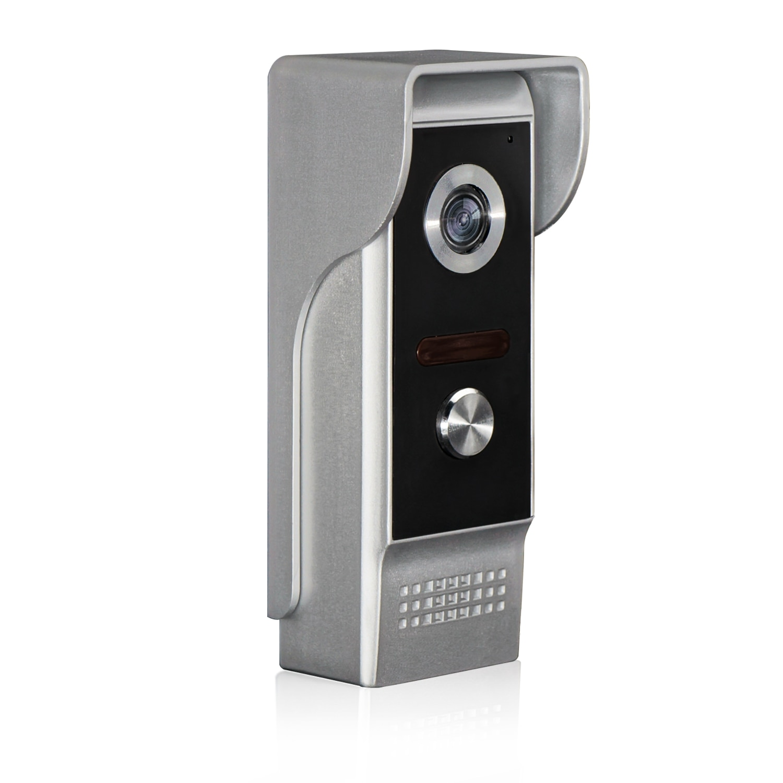 Smart Home Security Visual Intercom Smart IP Video Door Phone Night Vision Support Mobile Phone App Remote Control Door Bell enlarge