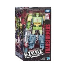 Hasbro Transformers Siege Cybertron Leadership Voyager Springer transformación Robot figura de acción niños modelo Juguetes