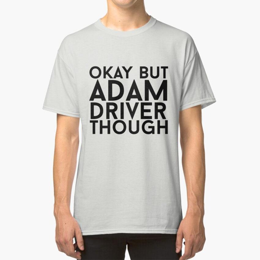 Adam conductor T-Shirt Adam conductor Ben Solo chicas Adam Sackler Frances Ha Llewyn Davis