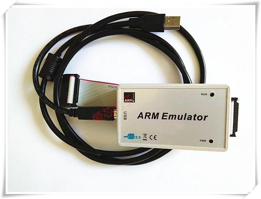 JLINK OB depurador brazo simulación descarga STM32