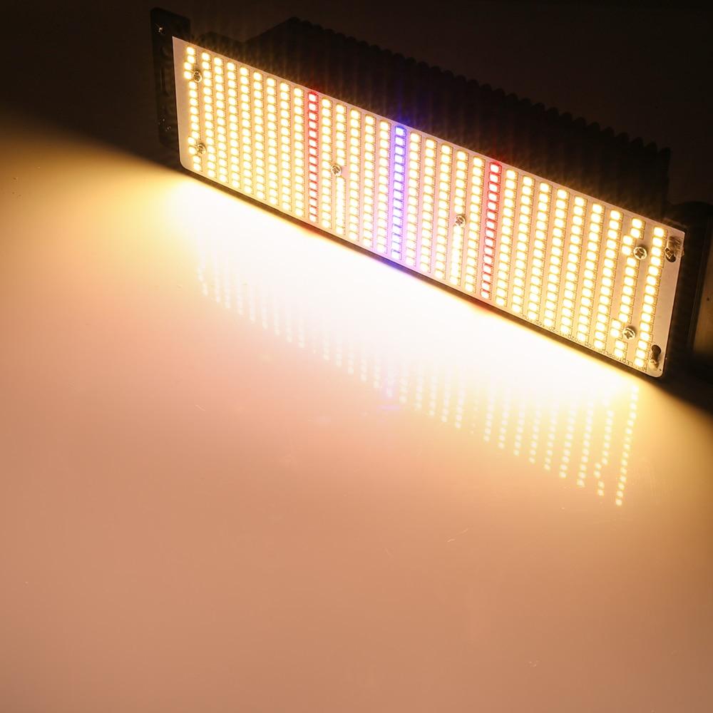 XRYL 2pcs Warm Light Phytolamp 300W Full spectrum Growing Led Lamp For Indoor Vegetable Flower Plant Speed Growing Led Lights enlarge