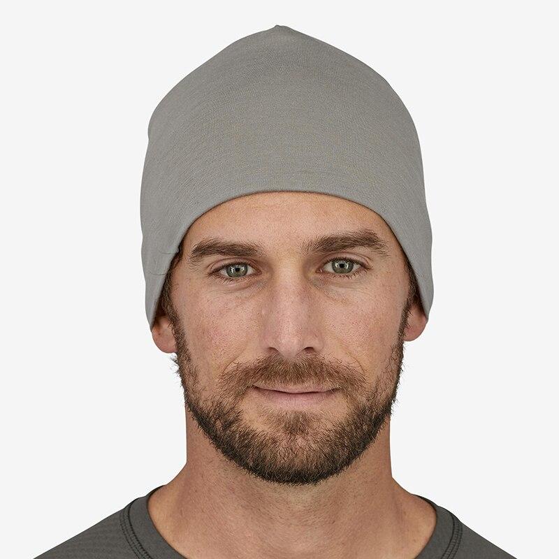 Men Women 100% super fine Merino wool Beanie Jaquard hat running riding winter thermals cap Sports Warm cosy wool